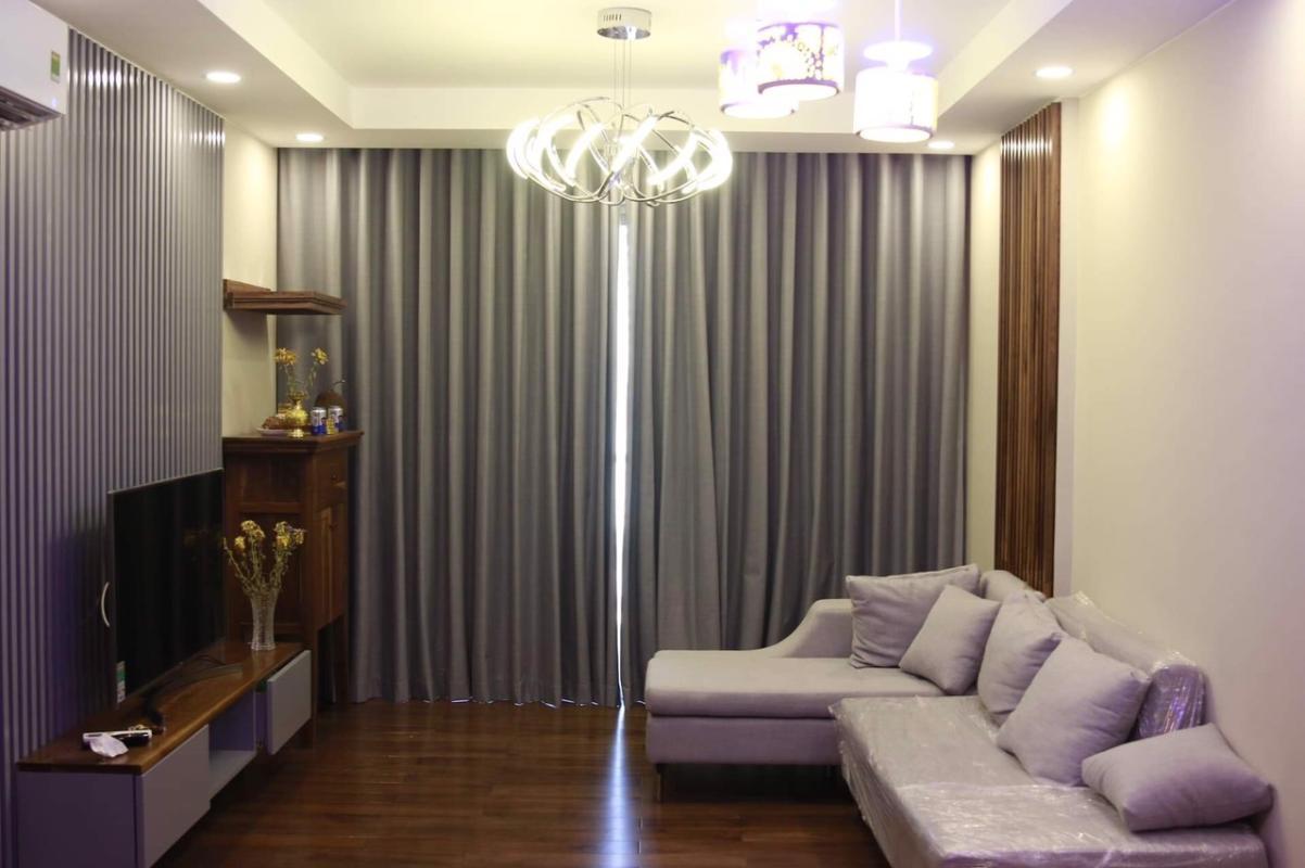 1 Bán căn hộ The Gold View 2PN, tầng thấp, đầy đủ nội thất, view thành phố