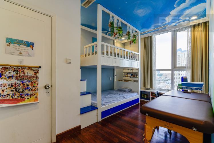 Phòng Ngủ 2 Bán căn hộ Vinhomes Central Park tầng trung 3 phòng ngủ, diện tích lớn