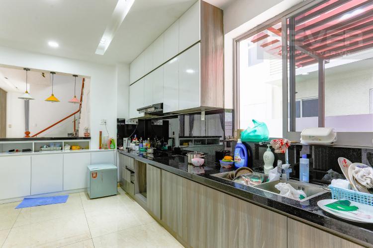 Phòng Bếp Tầng Trệt Biệt thự nghỉ dưỡng 5 phòng ngủ Riviera Cove Quận 9