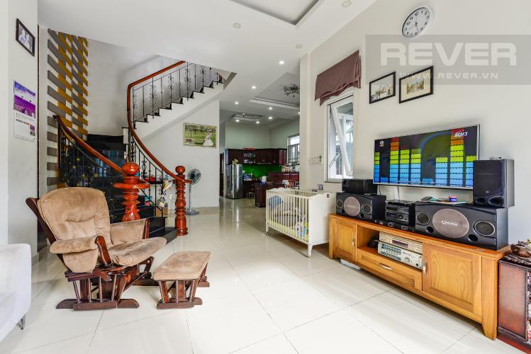 Phòng khách Khu biệt thự Tấn Trường, phường Phú Thuận Quận 7