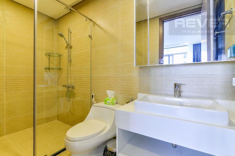 Phòng Tắm 2 Căn hộ Vinhomes Central Park 3 phòng ngủ tầng cao P3 đầy đủ tiện nghi
