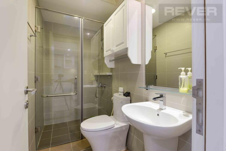 Toilet 2 Cho thuê căn hộ Masteri Thảo Điền 2PN tầng cao, nội thất đầy đủ, khu dân cư yên tĩnh