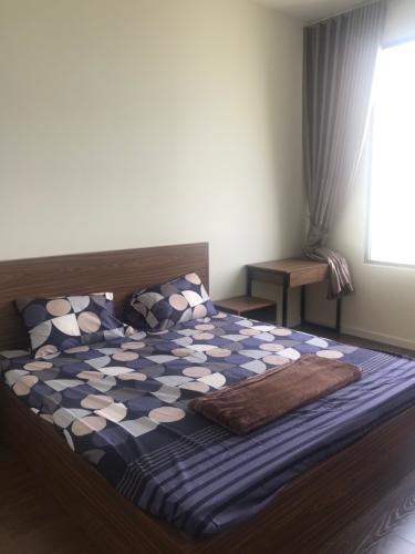 Phòng ngủ Jamila Khang Điền, Quận 9 Căn hộ Jamila Khang Điền hướng Đông Nam, view thành phố thoáng mát.