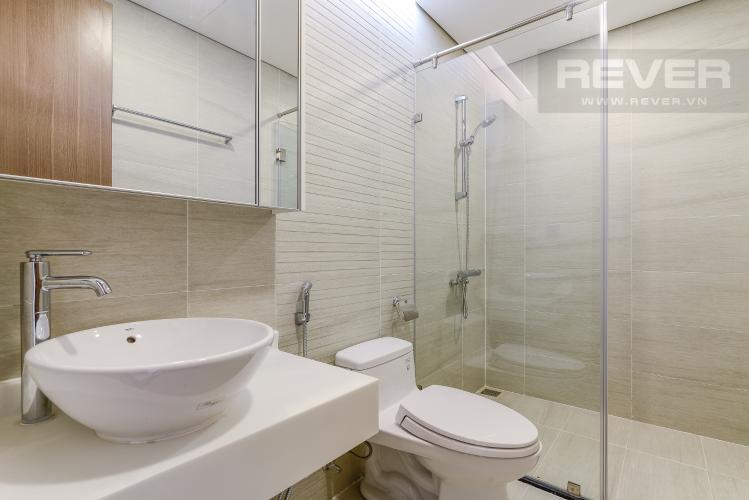 Phòng Tắm 1 Căn hộ Vinhomes Central Park 2 phòng ngủ tầng cao P7 view nội khu