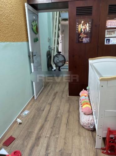 Phòng ngủ nhà phố Trần Quang Khải, Quận 1 Nhà phố quận 1 hướng Tây, nội thất mới, thiết kế hiện đại.