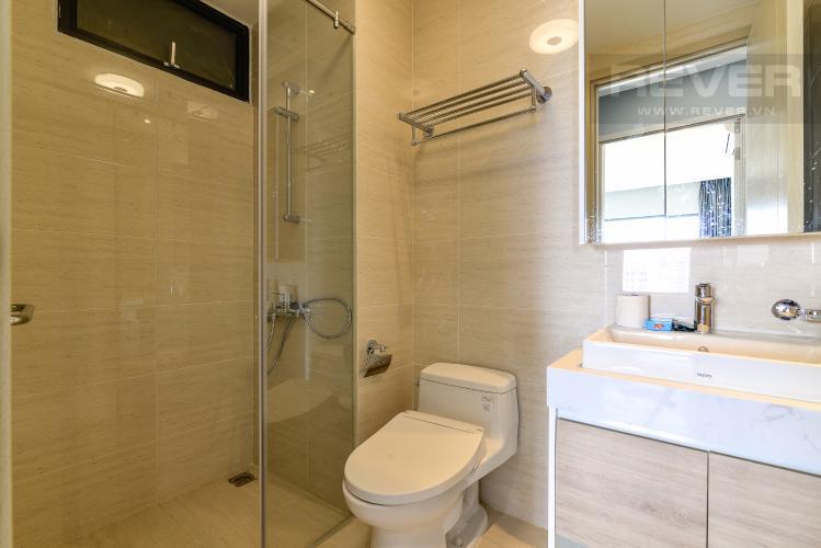 Phòng Tắm 1 Cho thuê căn hộ New City Thủ Thiêm 2PN 2WC, hướng Tây Bắc, view công viên