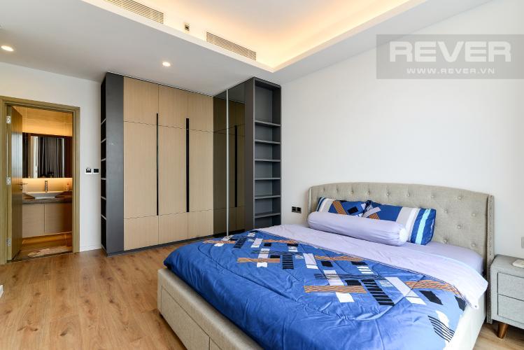 Phòng Ngủ 2 Bán hoặc cho thuê căn hộ Sarina Condominium 3PN, tầng thấp, đầy đủ nội thất, diện tích 127m2