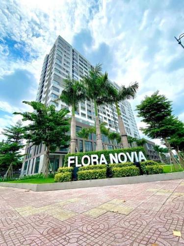 Tòa căn hộ Flora Novia Căn hộ Flora Novia 2 phòng ngủ thiết kế hiện đại sang trọng.