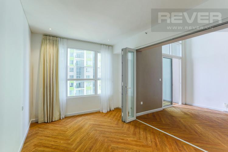 Phòng Ngủ 1 Căn hộ Vista Verde tầng trung, tháp Orchid, 3PN