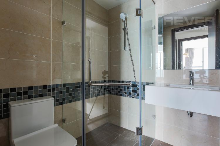 Phòng Tắm 2 Căn hộ The Tresor 2 phòng  ngủ tầng thấp TS1 hướng Đông Bắc