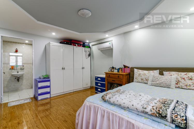 Phòng Ngủ 1- Tầng Trệt Căn hộ Phú Hoàng Anh tầng cao 4 phòng ngủ đầy đủ nội thất