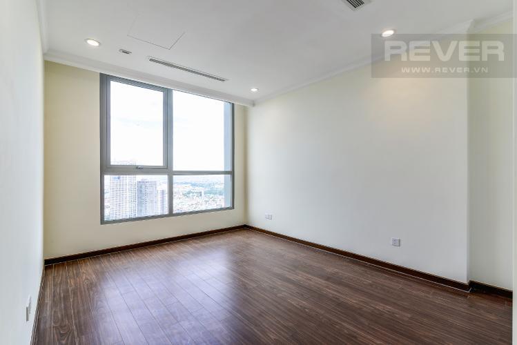 Phòng Ngủ 3 Căn hộ Vinhomes Central Park 2 phòng ngủ tầng cao L5 view hướng Tây Bắc