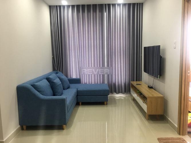 Phòng khách La Astoria, Quận 2 Căn hộ tầng trung La Astoria đầy đủ nội thất, view thành phố sầm uất.