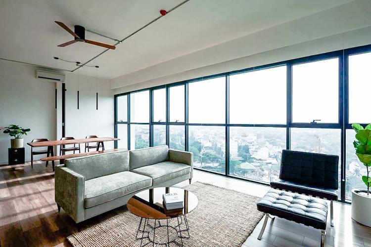 Bán căn hộ The Ascent tầng trung, 2PN, nội thất đầy đủ