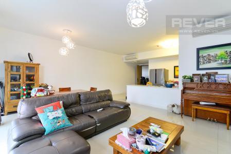 Bán hoặc cho thuê căn hộ Estella Heights 3PN, đầy đủ nội thất, view nội khu xanh mát