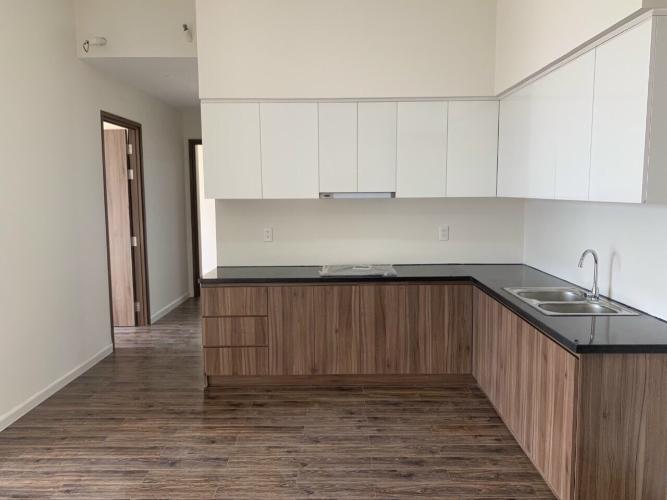 Phòng bếp căn hộ Mizuki Park, Bình Chánh Căn hộ Mizuki Park bàn giao nội thất cơ bản, thiết kế hiện đại.