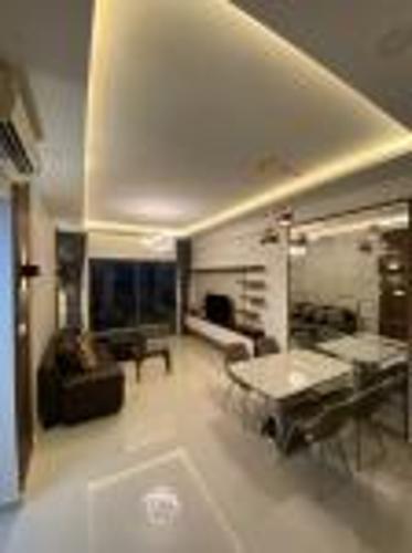 Cho thuê căn hộ The Sun Avenue tầng trung, diện tích 96.8m2 - 3 phòng ngủ, đầy đủ nội thất