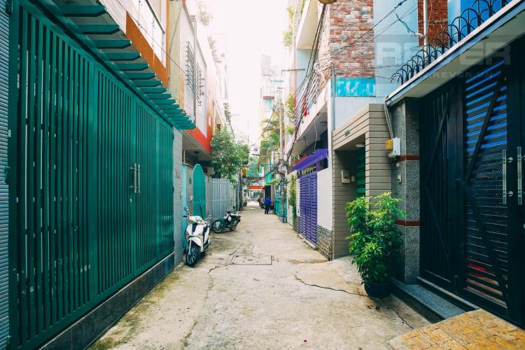 Lối Đi Bán nhà phố 4PN, 3 tầng, đường nội bộ Xô Viết Nghệ Tĩnh, sổ hồng chính chủ