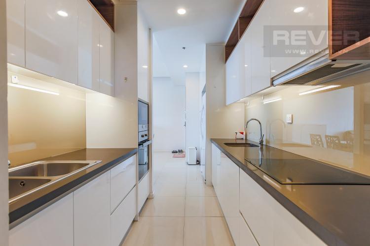 Phòng Bếp Cho thuê căn hộ Sarimi Sala Đại Quang Minh 3 phòng ngủ, đầy đủ nội thất, view Landmark 81