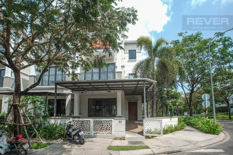 Bán biệt thự đường số 7, Phước Kiển, Nhà Bè, đầy đủ nội thất, cách đường Lê Văn Lương 400m