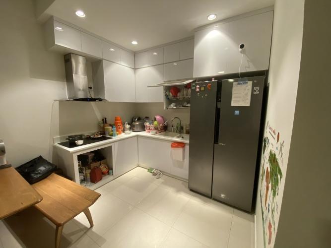 Phòng bếp căn hộ The Sun Avenue, Quận 2 Căn hộ The Sun Avenue đầy đủ nội thất tiện nghi, view thoáng mát.