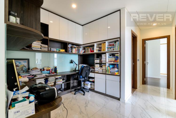 Gốc Làm Việc Bán hoặc cho thuê căn hộ Sarica Sala Đại Quang Minh 3PN, đầy đủ nội thất, view công viên và hồ bơi thoáng mát