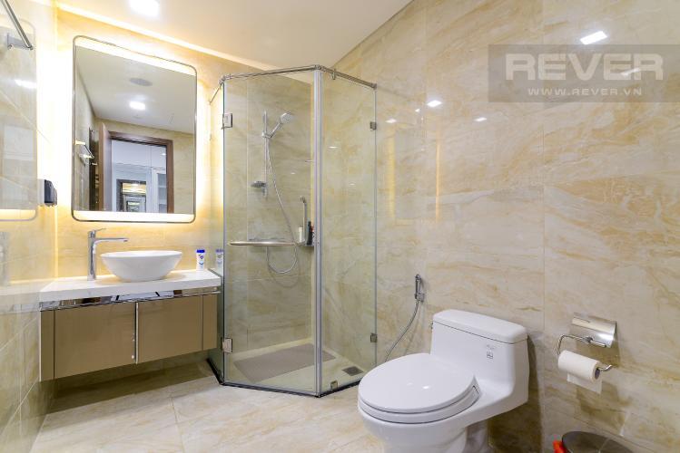 Phòng Tắm 1 Bán căn hộ Vinhomes Central Park 3PN, tầng cao, đầy đủ nội thất, thuộc tháp Landmark 81