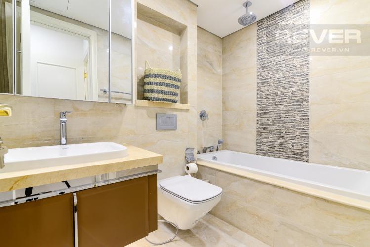 Phòng Tắm 2 Bán căn hộ Vinhomes Golden River tầng cao, 2PN, đầy đủ nội thất