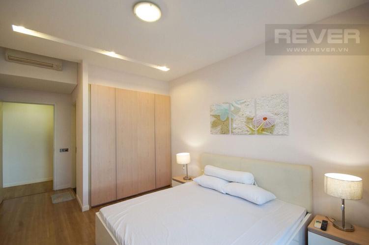 Phòng Ngủ 2 Cho thuê căn hộ The Estella Residence 3PN, tầng trung, diện tích 124m2, đầy đủ nội thất