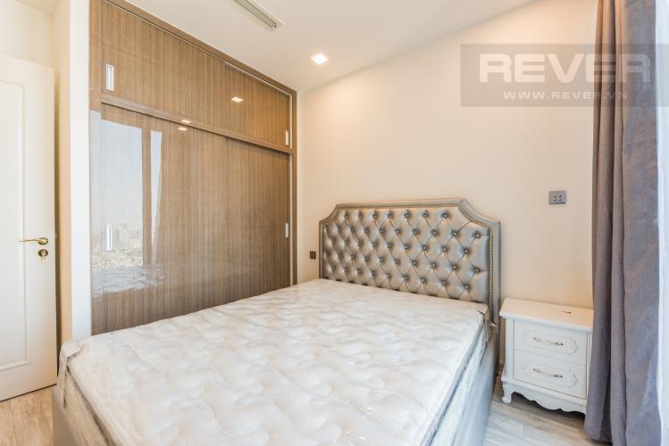 Phòng ngủ Căn hộ officetel Vinhomes Golden River tầng cao, đầy đủ nội thất, khu vực đa tiện ích