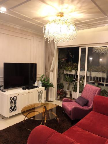 Bán căn hộ Sunrise City tầng cao, diện tích 120m2 - 3 phòng ngủ, nội thất cơ bản