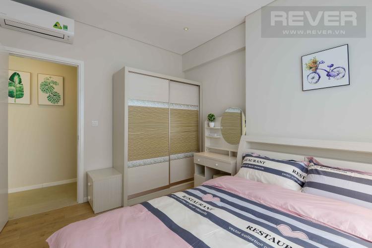Phòng Ngủ 1 Bán hoặc cho thuê căn hộ Đảo Kim Cương 2 phòng ngủ tháp Hawaii, đầy đủ nội thất, view nội khu đẹp