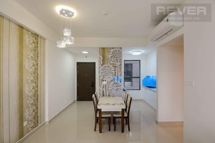 Phòng Khách Cho thuê căn hộ The Sun Avenue 3 phòng ngủ, diện tích 89m2, đầy đủ nội thất cao cấp