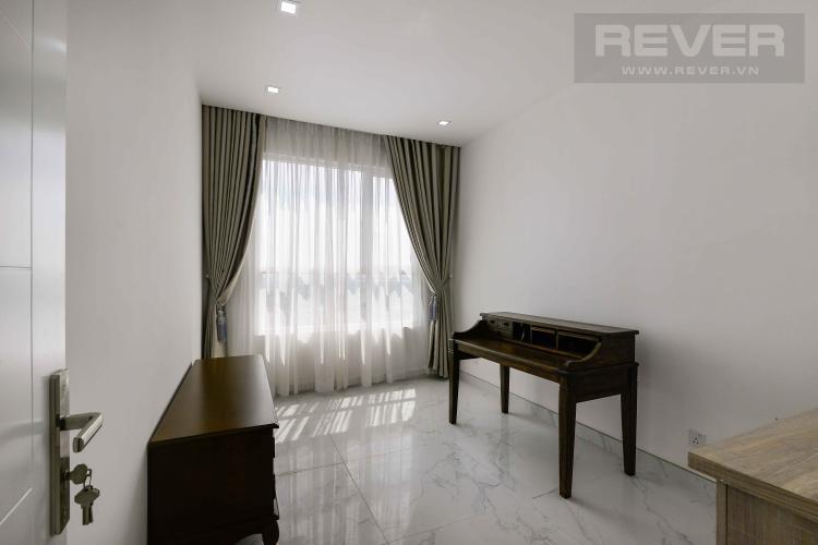Phòng Ngủ 1 Căn hộ Vista Verde tầng cao 3 phòng ngủ, nội thất đầy đủ