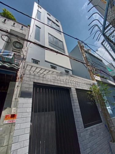 Nhà phố hướng Tây Nam, hẻm rộng 3.5m, gần sân bay Tân Sơn Nhất.