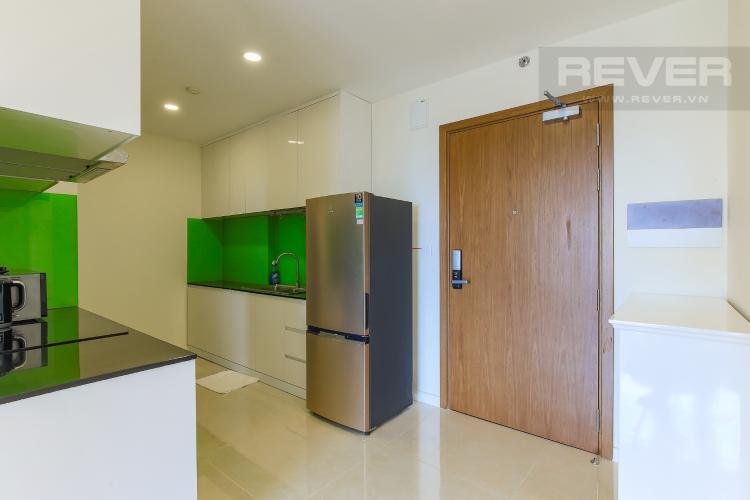 Phòng Bếp Cho thuê căn hộ Masteri Millennium tầng trung, đầy đủ nội thất, 2PN