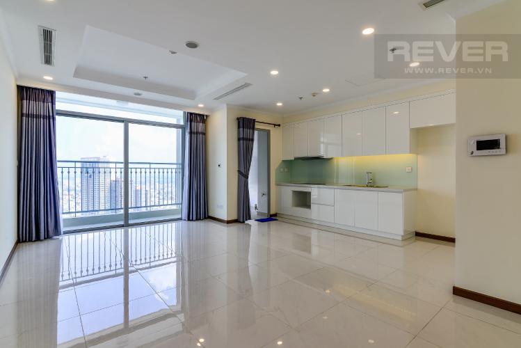 Phòng Khách Bán căn hộ Vinhomes Central Park 3PN tầng cao tháp Landmark 6, không gian sống yên tĩnh, mát mẻ