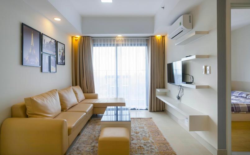 Cho thuê căn hộ Masteri Thảo Điền 2PN, tầng cao, nội thất đầy đủ