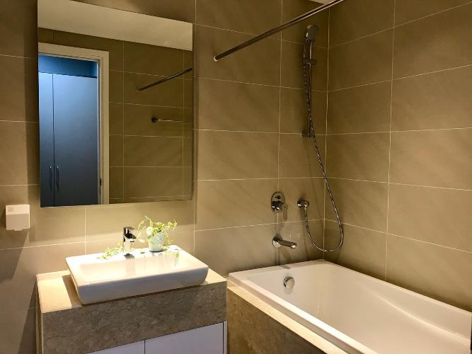Phòng tắm căn hộ Đảo Kim Cương, Quận 2 Căn hộ Đảo Kim Cương ban đầy đủ nội thất tiện nghi, tầng 12.