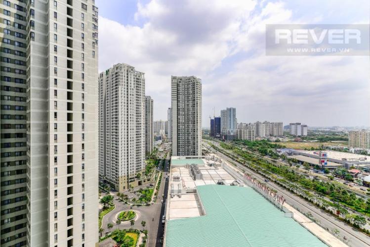 View Căn hộ Masteri Thảo Điền 2 phòng ngủ tầng cao T1 đầy đủ nội thất