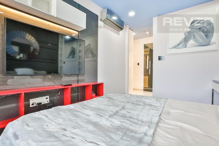 Phòng Ngủ 1 Căn hộ Sunrise City 3 phòng ngủ tầng cao X2 view đẹp, full nội thất