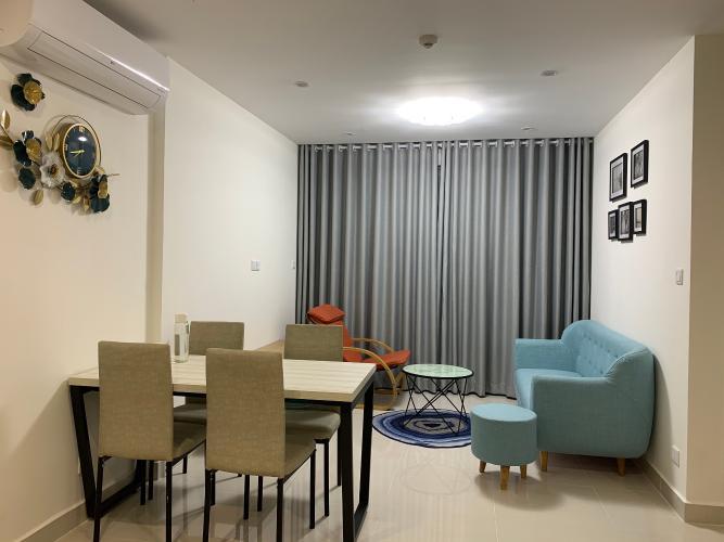 Phòng khách , Căn hộ Vinhomes Grand Park , Quận 9 Căn hộ Vinhomes Grand Park tầng 33 ban công Đông Nam, đầy đủ nội thất