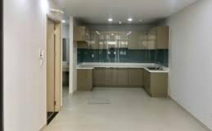 Phòng khách căn hộ JAMONA HEIGHTS Căn hộ Jamona Heights tầng trung, diện tích 45m2, nội thất cơ bản