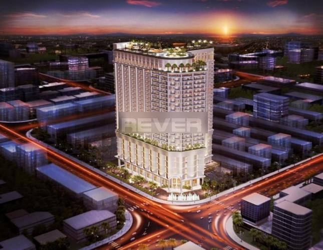 Căn hộ Terra Royal, Quận 3 Căn hộ Terra Royal tầng cao, nội thất cao cấp.