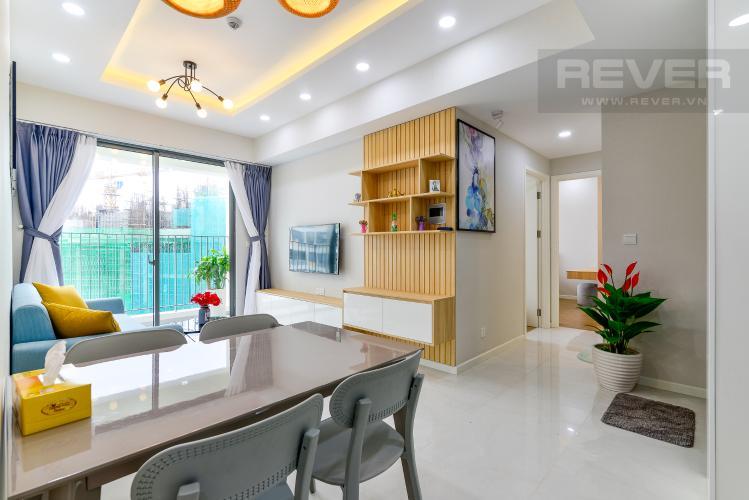 Phòng Khách Cho thuê căn hộ Masteri An Phú 2PN, tháp B, diện tích 75m2, đầy đủ nội thất