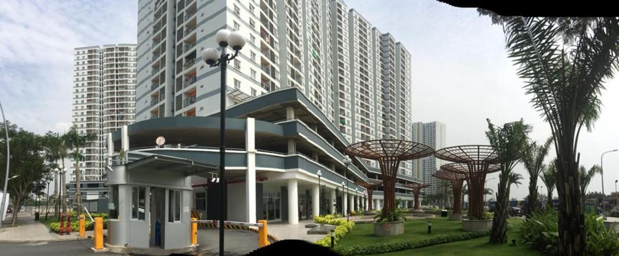 Căn hộ Jamona City, quận 7 Căn hộ Jamona City tầng trung đầy đủ nội thất, view thoáng mát