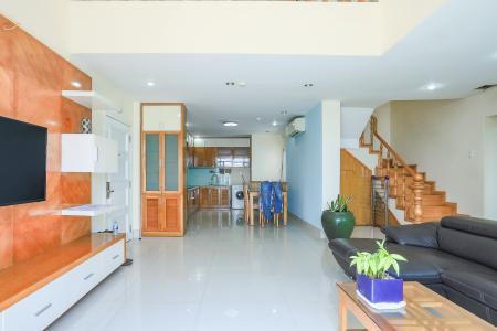 Bán penthouse New Sài Gòn 4PN, đầy đủ nội thất, view đẹp