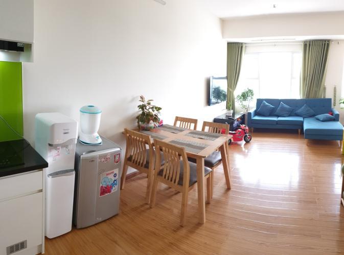 Bán căn hộ Flora Fuji tầng thấp, 1 phòng ngủ, diện tích 56.15m2, nội thất cơ bản,