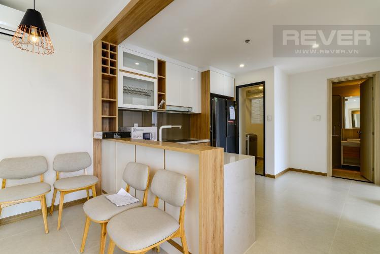 Phòng Ăn & Bếp Cho thuê căn hộ New City Thủ Thiêm tầng cao, 3PN đầy đủ nội thất, view sông