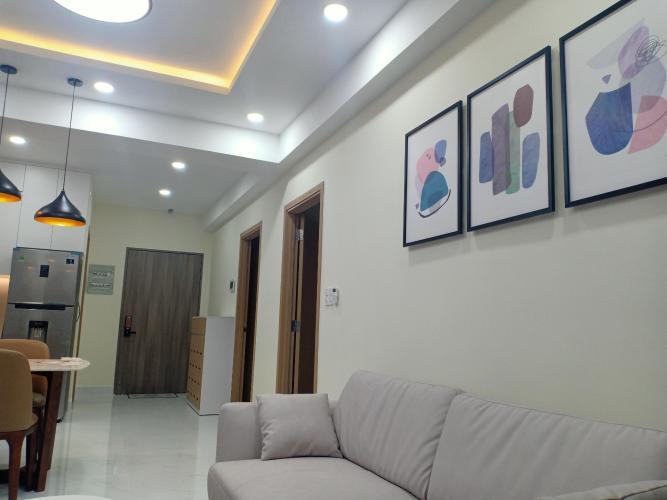Không gian bên trong căn hộ Saigon South Residence Căn hộ Saigon South Residences tầng thấp, đầy đủ nội thất